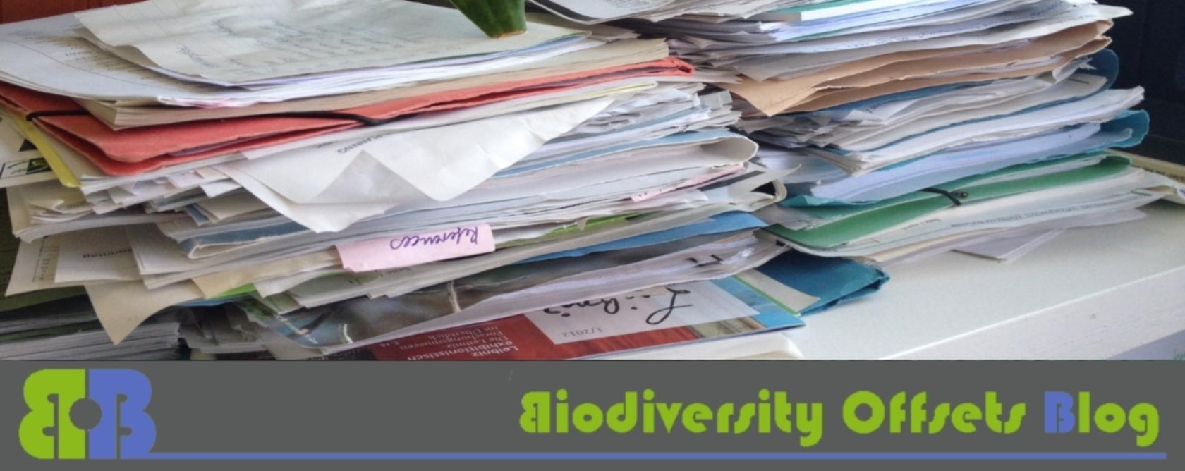 Biodiversity Offsets Blog Logo_hellgruen_Literature_1680
