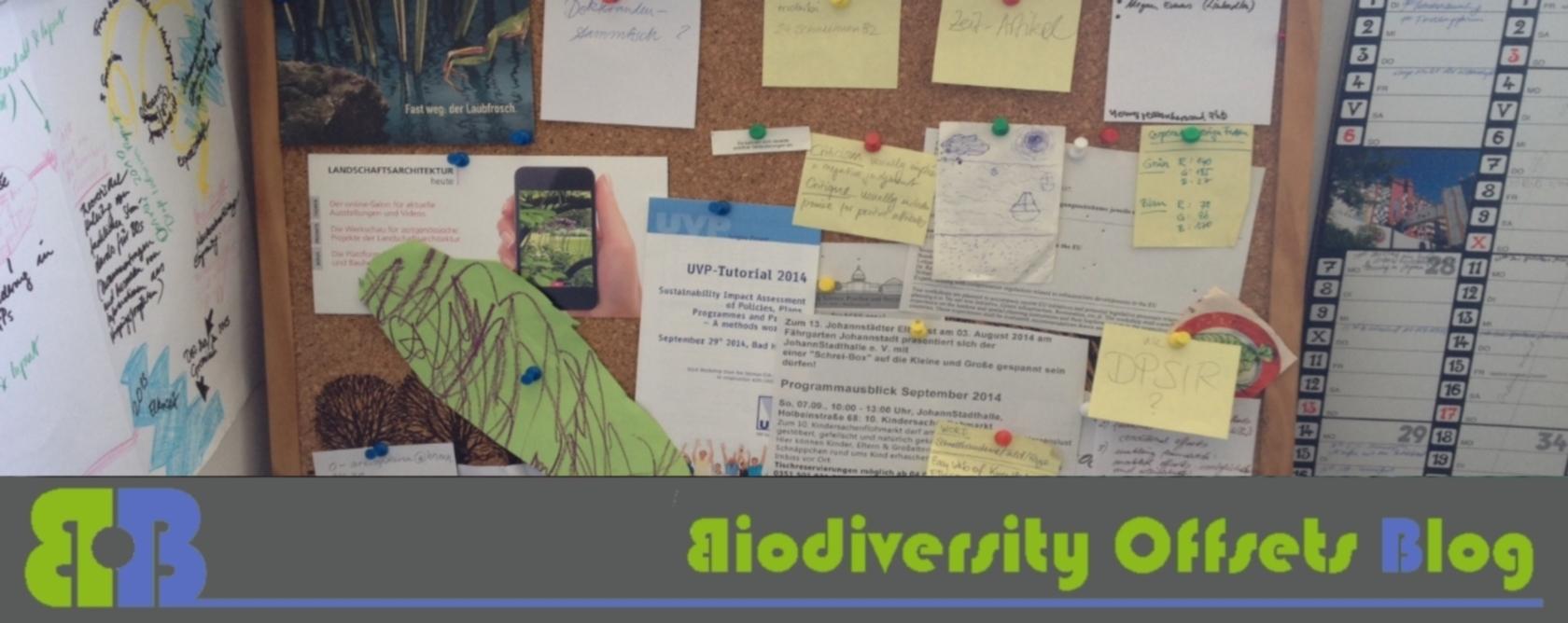 Biodiversity Offsets Blog Logo_hellgruen_PhD_1680