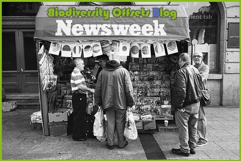 Biodiversity Offsets Newsweek