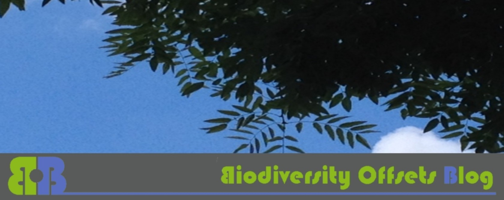 Biodiversity Offsets Blog