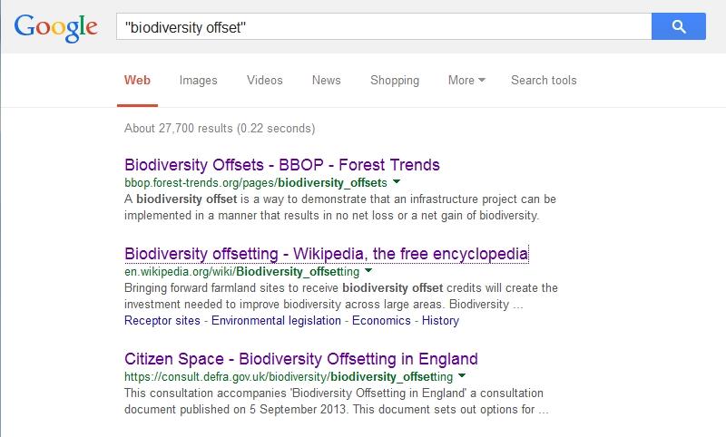 google_biodiversity offset