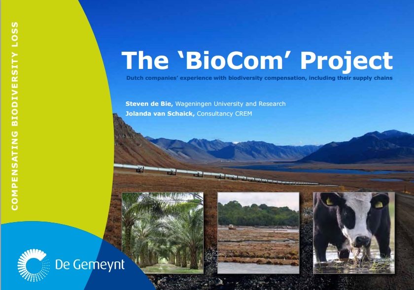 The BioComProject