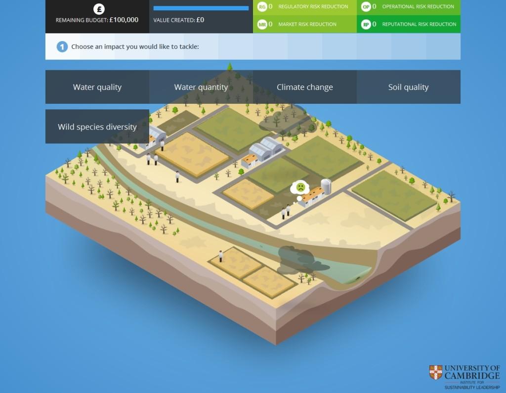 environmental impact game