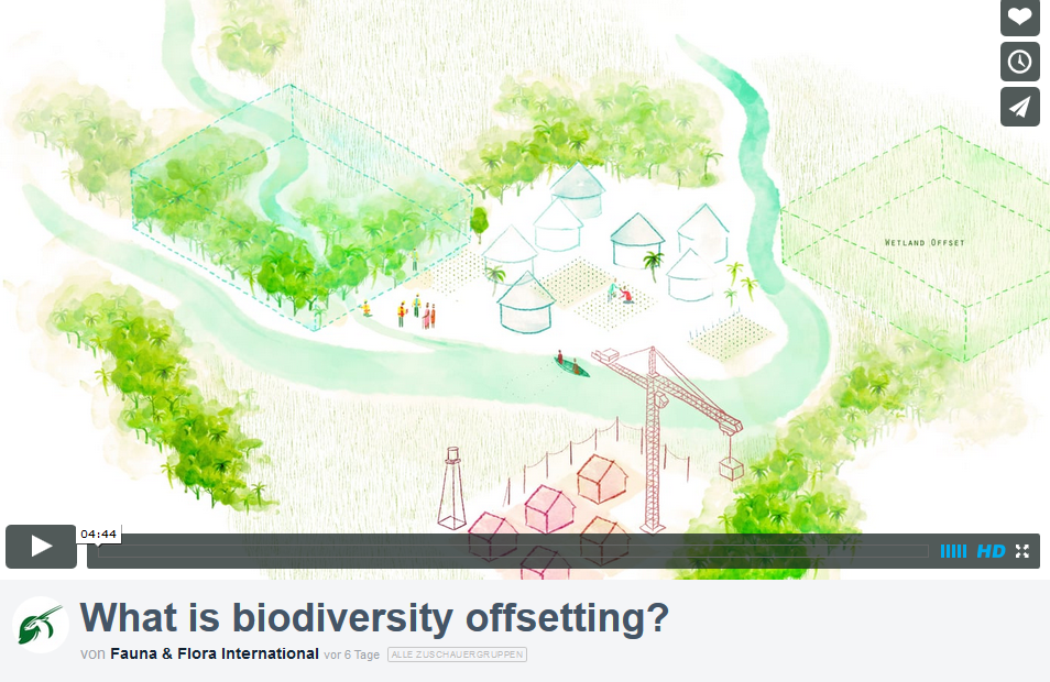 what is biodiversity offsetting FFI