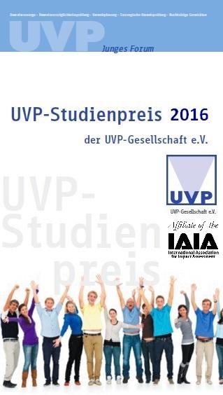 UVP-Studienpreis